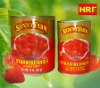 410g Canned strawberry in light syrup
