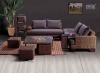 RATTAN SOFA / wicker sofa / function sofa