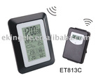 RCC Wireless weather station clock