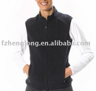 Women's polar fleece Gilet