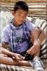 2011 boy's new fashion 100% cotton single jersey T-shirt
