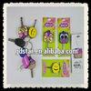 promotional cute PVC plastic soft key cap