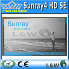 Sunray 4 800 SR4 Enigma2 System 400Mhz CPU for south america market in Guangdong
