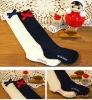 baby knee high socks/girls in knee high socks