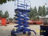 mobile scissor lift bench