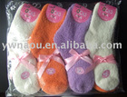 fashion terry socks for girls