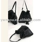 Fashion Popular Shoulder Bag with Tassel