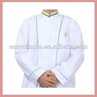 White T/C kitchen chef uniform