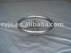 stainless steel pressed stop bore lathe handwheel