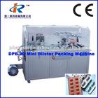 DPB-80P Mini Aluminum Plastic Blister Packing Machine
