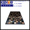 hand made leather carpet