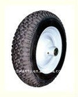 pneumatic rubber wheel 350-4 350-8 400-6