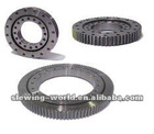 Rolix Slewing Rings for Forestry Machines
