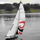 RC sailing boat