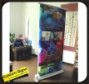 Fabric Scrolling Banner Stand