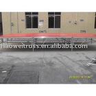 2010 Aluminum T-stage Mobile/ Movable Exhibition Stage Display Equipment