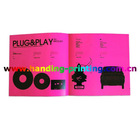color cd sleeve