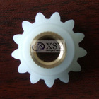 POM plastic injection bavel gear