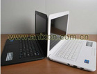 "Factory Price (VL600) New!! 13.3"" laptop Intel Atom D525 1.8GHz 1GB/2GB Memory 160G /500G HDD with Camera DVD-RW Notebook"