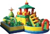inflatable bouncer,inflatable castle,inflatable toys,inflatable slide