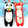Animal cute design paper bookmark