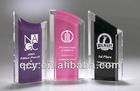 2012 best selling exquisite cube acrylic paperweight