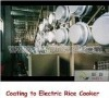Electric Rice Cooker Coating Line