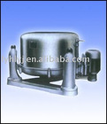 Wastewater and sludge centrifuge equipment