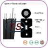 2 core FTTH Drop Optical Cable Fiber to the Home