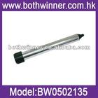 Aluminum tube mole repeller