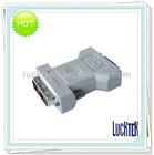 White DVI to DFP MDR 20 PIN jack adaptor