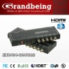 HDMI Coaxial fiber Extender,up to 100m,Daisy chained