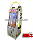 hot sale Funny Jumping Cow lottery vending game machine