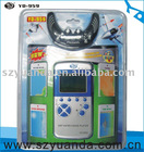 electronic lcd game player,game console,handheld game toy