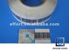 EAS RF soft label 4*4