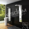 Freestanding solid surface Shower Panel WD0035