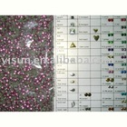 Rhinestones,hot fix stone,nailheads