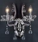 2012 hot sale crystal wall light DW-0115-2