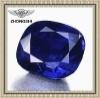 precious cushion sapphire 34# gems