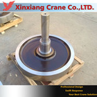 Crane Spares Forged Wheel