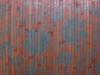 Printed bamboo mat/100% hand woven bamboo