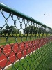 PVC coated Chain link Fence (ISO:9001:2000)