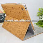 2012 fashion colorful PC laptop case for ipad