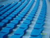 Common Sports venues outside blow plastic chairs