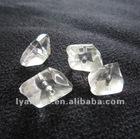 20mm diamond Shape acrylic stone for home decoration