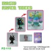 Magic Growing Paper Christmas Tree Toys for children 2012