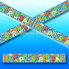 Happy Birthday Party banner/Plastic banner/Event banner ( Kids Toy )