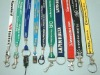 Silk screen print Lanyard
