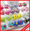Colorful cute acrylic earring for kids