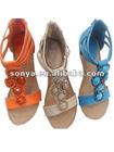 2012 Hot Sell Women Sandal